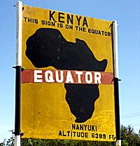 , Before We Start – Climbing Mount Kenya